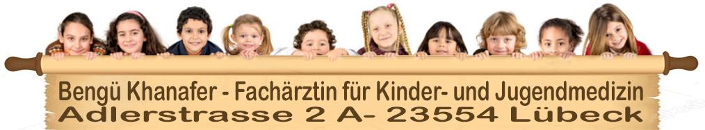 Bengü Khanafar Kinderärztin Lübeck
